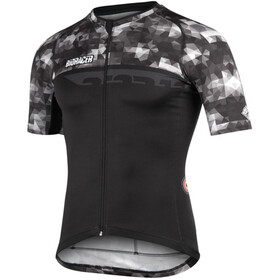 Bioracer Spitfire Camo Bike Jersey Shortsleeve Men grey/black